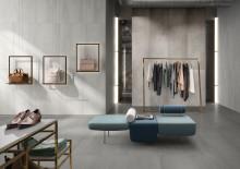 Villeroy & Boch Fliesen, nouveautés 2020 : METALYN : Interprétation métal et béton d'un nouveau genre et décors en trompe-l'œil - Un concept de carrelage ambitieux pour l'habitat privé et le collectif