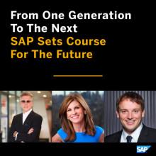 SAP utser nästa generation toppledare