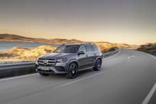 Nye Mercedes-Benz GLS med norske priser
