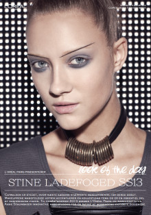 Stine Ladefoged SS13 - Look of the day