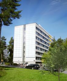 Invigning av solcellerna i Flogsta