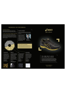 ASICS MetaRun Factsheet