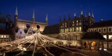 Scandjet och Stockholm-Västerås Flygplats lanserar flyg 2 och 4 december till Lübecks julmarknad
