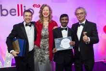 Milton Keynes booking office clerk wins prestigious 'Employee of the Year' award