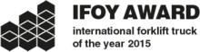 Toyota Material Handling Finland Oy - Toyotan trukit ovat ehdolla Vuoden Trukki 2015 – palkinnon saajaksi