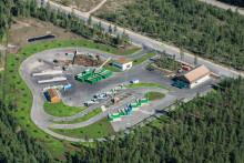 Mer öppet på Umevas återvinningscentraler