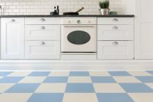 Skaparglädjen är den enda sanna glädjen - Forbo Flooring lanserar nya färger av storsäljaren Marmoleum Click!