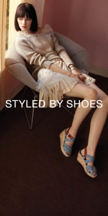 Styled by Shoes – spring/summer 2011