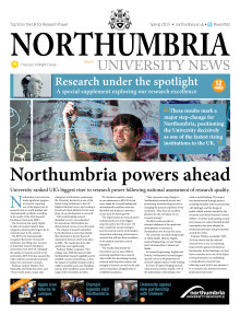Northumbria University News Issue 5