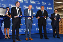 JYSK officially opened the Distribution Centre in Bulgaria