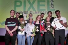 Pixel Skånes Filmfestival - en dag med  framtidens filmare