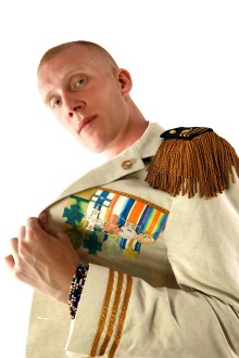 Kapten Röd på Gröna Lunds Stora Scen