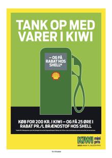 Shop hos Kiwi – spar hos Shell