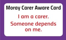Carer Aware card launched on Carers' Rights Day