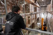 ColliCare utvecklar sitt 3PL-erbjudande med nytt WMS