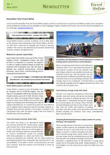 Forest Refine Newsletter No 7