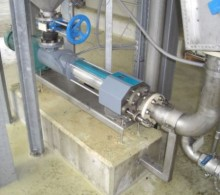 Case study: Tripling service life in a wastewater treatment plant