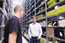 Bättre tillgång på CLAAS reservdelar i Sverige