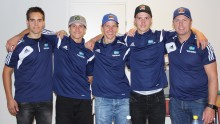 Sverige siktar mot toppen i Lag-VM Motocross