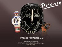 Polke, Picasso und Pfirsiche –  Topzuschläge bei Epplis Herbstauktion