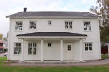 Nytt visningshus i Linköping