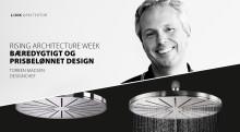 LINK arkitektur på Rising Architecture Week