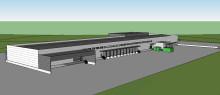 Posten bygger ny terminal i Bjerkvik
