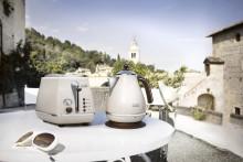 Frukostserie i retrodesign – De'Longhi Icona Vintage