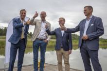 Blidösundsbolaget börjar trafikera båtlinjen 89 mellan Ekerö och Stockholm