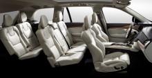 Lanseringen av nya Volvo XC90 börjar i dag