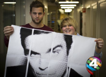 Robbie Williams får radiokanal i 40-årsgave fra P4