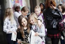 Pressinbjudan: 400 elever på Lövgärdesskolan på skattjakt efter sina rättigheter