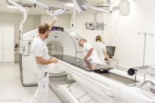 Första patienterna tas emot i nya vårdbyggnaden på Akademiska