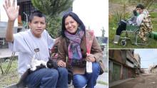 Sår ett frö av hopp för tuberkulossjuka i Peru – får stipendium