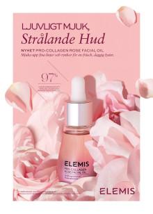 Pressrelease - Pro-Collagen Rose Facial Oil
