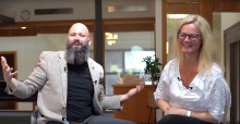 """VIDEO CASE STORY: Så hittade Ernst Rosén en """"perfect match"""" genom digital värdegrundsbaserad rekrytering"""
