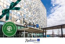 Radisson BLU Riverside gör undantag för en god saks skull och dukar upp julbord för Stadsmissionen
