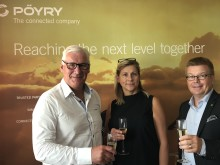 SunPine väljer Pöyry för bygget av en ny fabrik