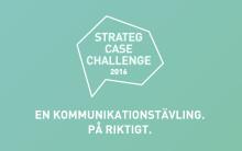 Fjolårssuccén Strateg Case Challenge är tillbaka – arrangeras idag den 13 april på Örebro universitet