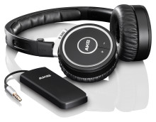 AKG K 840 KL On-Ear Mini Brings Wireless Lossless Audio