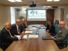 Local businesses secure funding thanks to ESBC's Business Development Fund