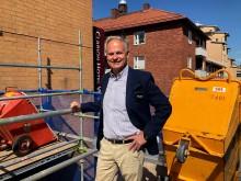 Modern design när Clarion Hotel Winn i Gävle renoverar