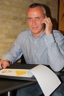 Ny konsulent i Webers afdeling for distributionssalg