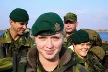 Besök amfibieförband i Oxelösund