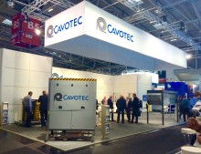 Cavotec concludes successful inter airport Europe