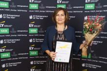 Social entreprenör kan bli årets kvinnliga företagare