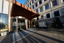 Växjöbostäder och Vöfab skriver avsiktsförklaring om bostäder i kommunhuset