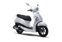 Yamaha Motor Releases New NOZZA GRANDE in Vietnam — 125cc Scooter with HYBRID System —
