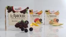 Nyhet fra L'Amour yoghurt til fruktelskerne