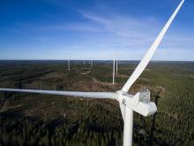 Region Skåne inviger sex nya vindkraftverk